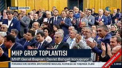 Bahçeli'den Beşiktaşlıları gururlandıran sözler