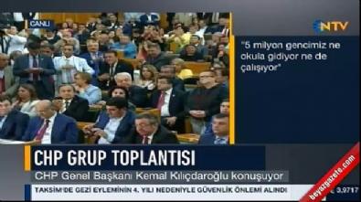 Kılıçdaroğlu: İşsizlik sorunu için CHP'ye gelin