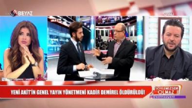 Yeni Akit'in Genel Yayın Yönetmeni Kadir Demirel öldürüldü!