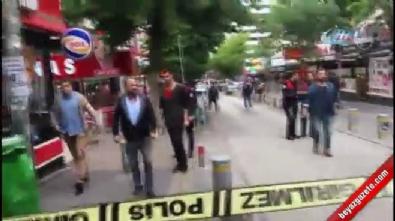 Kızılay'da bomba alarmı