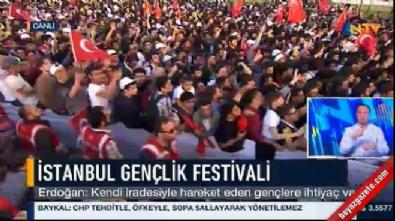 Cumhurbaşkanı Erdoğan: Sözcü dışında kimse söz sahibi değil