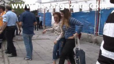 Ankara'da alkollü şahıs, kadınları döverek tanınmaz hale getirdi