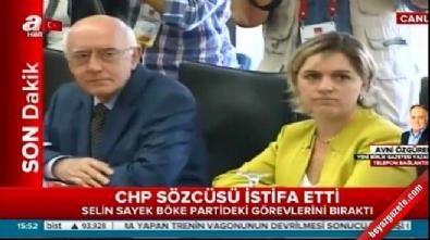 Selin Sayek Böke neden istifa etti? ''Kılıçdaroğlu bitti, Böke ondan sonrası için...''