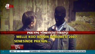 PKK-YPG yöneticisi itirafçıdan şok itiraflar