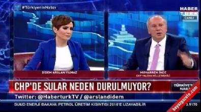 Muharrem ince Kılıçdaroğlu'na: Atatürk gidince batmamış bu parti sen gidince neden batsın!!