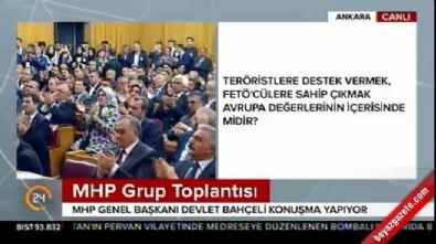 Devlet Bahçeli'den idam açıklaması