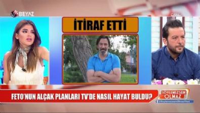 FETÖ'nün alçak planları TV'de nasıl yer buldu? Oyuncu Ali Başar canlı yayında bilinmeyenleri anlattı!