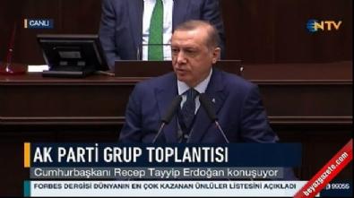 recep tayyip erdogan - Cumhurbaşkanı Erdoğan'dan Barzani'ye son uyarı!