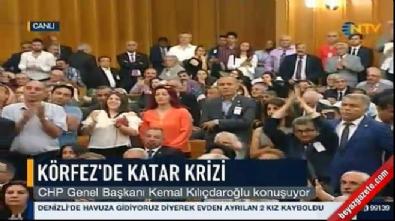 Kılıçdaroğlu'ndan Erdoğan'a 'Rabia' yanıtı