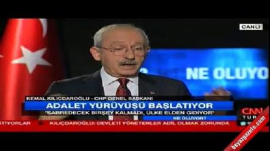 Kılıçdaroğlu o yürüyüşün ayrıntılarını anlattı
