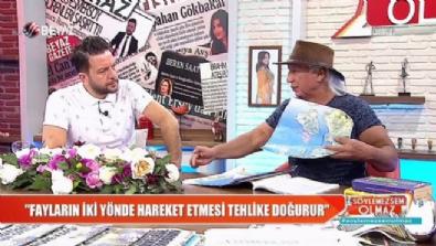 soylemezsem olmaz - Prof. Dr. Şener Üşümezsoy, olası İstanbul depreminde en büyük yıkımın Silivri'de olacağını açıkladı