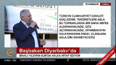 binali yildirim - Başbakan Yıldırım'dan CHP'nin yürüyüşüne tepki