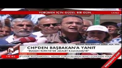 Bülent Tezcan, Başbakan Yıldırım'ın o sözüne çok alındı