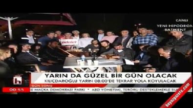 CHP'li başkandan skandal yürüyüş itirafı