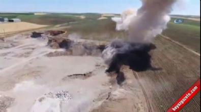 Diyarbakır'da el yapımı bomba imha edildi
