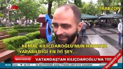 Halk CHP'nin yürüyüşüne ne diyor?.
