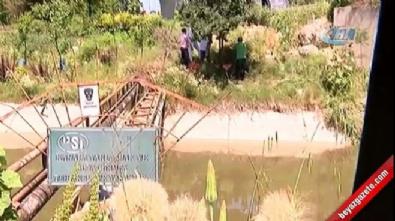 Eskişehir'de elleri iple bağlı erkek cesedi bulundu