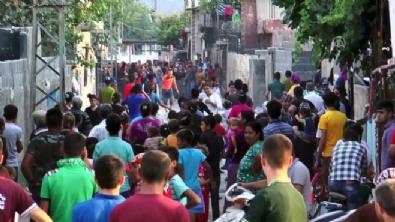 Adana'da iki aile arasında kavga çıktı