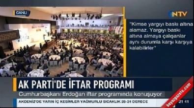 Cumhurbaşkanı Erdoğan'dan Kılıçdaroğlu'na rabia çıkışı