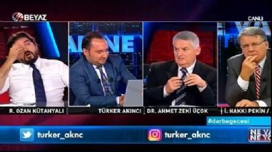 Ahmet Zeki Üçok'tan bomba açıklama