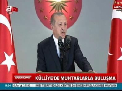 Cumhurbaşkanı Erdoğan şehit generalin yazdığı şiiri okudu
