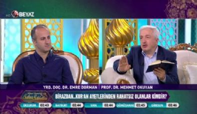 beyaz tv - Mehmet Okuyan'la Sahur Sohbetleri 20 Haziran 2017