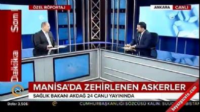 Bakan Akdağ: Sabotaj ihtimalini savcılık soruştuyor