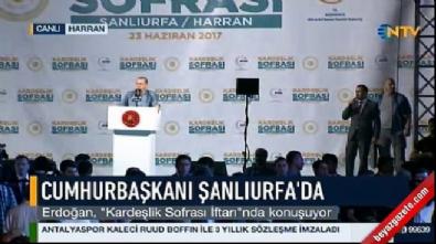 Cumhurbaşkanı Erdoğan: Fırat Kalkanı'nın aynısı yaparız