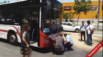 İzmir'de halk otobüsleri çarpıştı: 11 yaralı