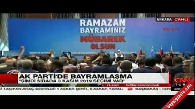 basbakan - Başbakan Binali Yıldırım: Teşkilattan önemli bir talebim var...