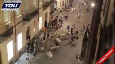 İtalya'da patlama iddiası