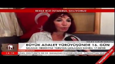 Gülriz Sururi'den skandal üstüne skandal