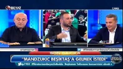 beyaz futbol - Fikret Orman'dan o iddialara sert cevap