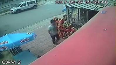 Cinayetle sonuçlanan soygun güvenlik kamerasında