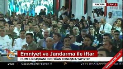 Cumhurbaşkanı Erdoğan'dan Kılıçdaroğlu'na çok sert Rabia yanıtı