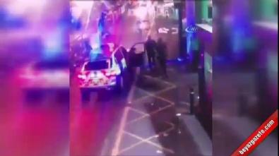 Londra saldırganının görüntüleri yayınlandı