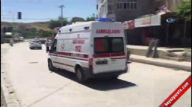 Jandarma Karakolu alçak saldırı