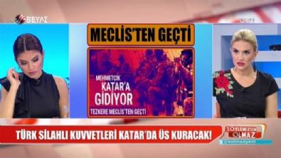 Türk Silahlı Kuvvetleri Katar'da üs kuracak!