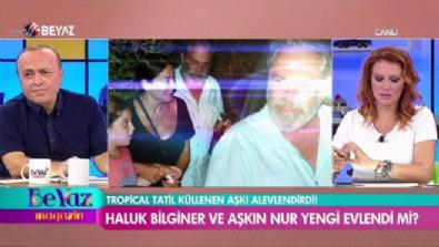 Haluk Bilginer ve Aşkın Nur Yengi evlendi mi?