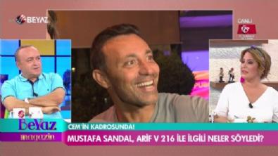 Mustafa Sandal, Arif V 216 ile ilgili neler söyledi?