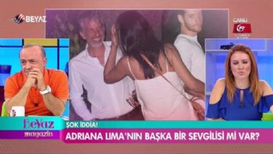 Adriana Lima'ya aşk mesajları atan kim?