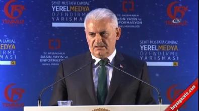 binali yildirim - Başbakan Yıldırım'dan o tişörte tepki