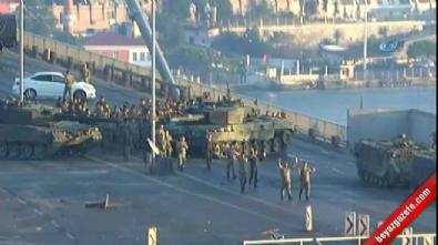 Darbecilerin, 15 Temmuz Şehitler Köprüsü'ndeki eylemlerine ilişkin iddianame hazır