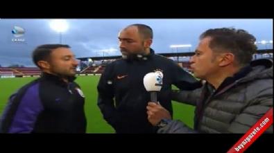Tudor, Sneijder sorularına cevap vermedi