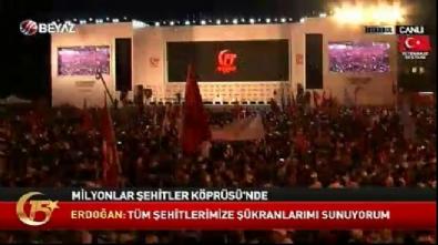Cumhurbaşkanı Erdoğan: Kafalarını koparacağız