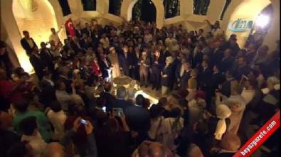 Cumhurbaşkanı Erdoğan, Şehitler Anıtı'nın açılışını yaptı
