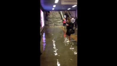 İstanbul'daki yağışın en çok paylaşılan 3 görüntüsü