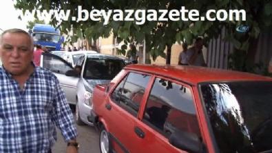 polis ekipleri - Zincirleme trafik kazası: 18 araç birbirine girdi