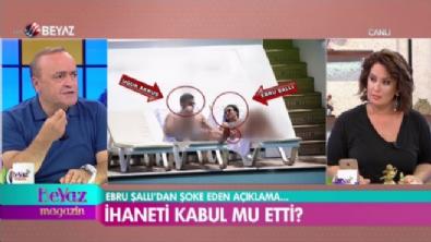 Ebru Şallı'dan şoke eden açıklama!