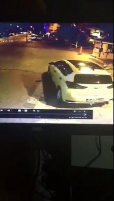 Muğla'da deprem anı kamerada